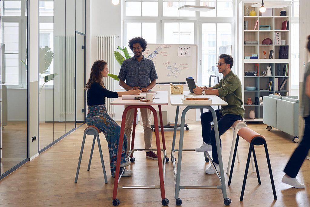Les entreprises doivent réinventer leurs espaces de travail