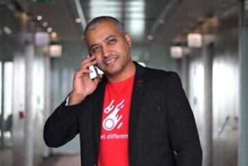 Samuel Metias - CEO Comeet.in