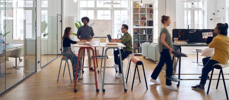 bureau et espace de travail